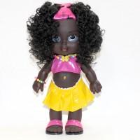 عروسک فشن سیاه
